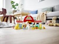 """Купить """"Конструктор LEGO DUPLO Стайня і догляд за поні (10951)"""""""