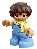 """Купить """"Конструктор LEGO DUPLO Хлів, трактор і догляд за тваринами (10952)"""""""