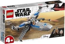 Конструктор LEGO Star Wars Винищувач Опору типу X (75297) - купити онлайн