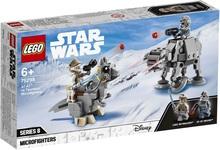 Конструктор LEGO Star Wars Мікровинищувач AT-AT™ проти таунтауна (75298) - купити онлайн