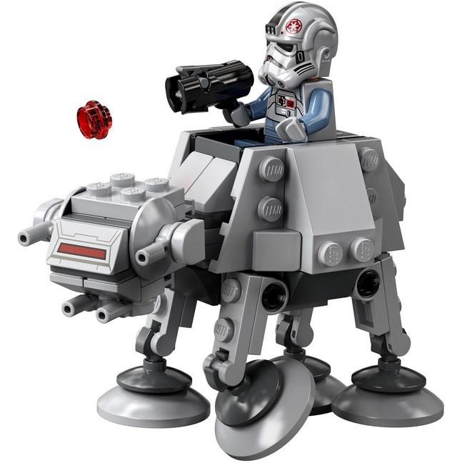 """Купить """"Конструктор LEGO Star Wars Мікровинищувач AT-AT™ проти таунтауна (75298)"""""""