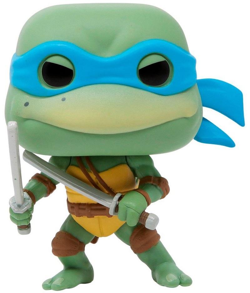 """Купить """"Ігрова фігурка Funko Pop! TMNT - Леонардо (51435)"""""""