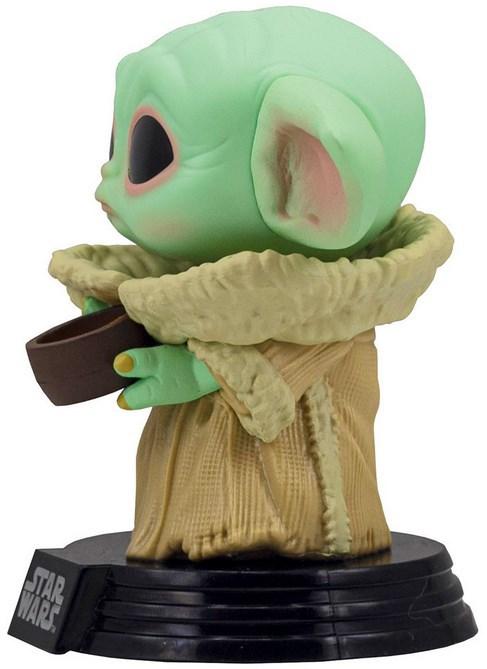 """Купить """"Ігрова фігурка Funko Pop! Зоряні війни: Мандалорець Малюк із чашкою (49933)"""""""