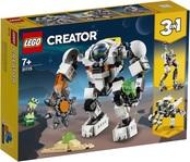 Конструктор LEGO Creator Космический робот для горных работ (31115) - купить онлайн