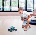 """Купить """"Машинка на радіоуправлінні Sulong Toys Off-Road Crawler Super Sport, 1:18, синій (SL-001RHB)"""""""