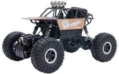 Машинка на радиоуправлении Sulong Toys Off-Road Crawler Super Speed, 1:18, матовый коричневый (SL-112RHMB) - купить онлайн
