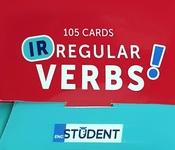 Картки для вивчення англійських слів Irregular Verbs - купить и читать книгу