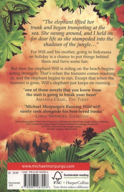 Running Wild - купить и читать книгу