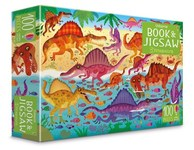 Dinosaurs Book and Jigsaw - купить и читать книгу