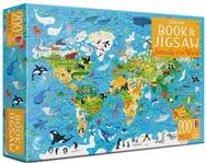 Animals of the World Book and Jigsaw - купить и читать книгу