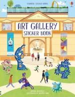 Art Gallery Sticker Book - купить и читать книгу