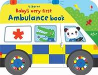Baby's Very First Ambulance Book - купить и читать книгу
