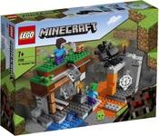 Конструктор LEGO Minecraft «Заброшенная» шахта (21166) - купить онлайн