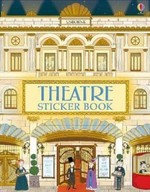 Theatre Sticker Book - купить и читать книгу