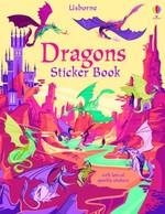 Dragons Sticker Book - купить и читать книгу