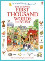 First Thousand Words in Polish - купить и читать книгу