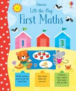 Lift-the-Flap First Maths - купить и читать книгу