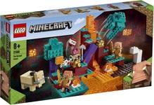 Конструктор LEGO Minecraft Искажённый лес (21168) - купить онлайн
