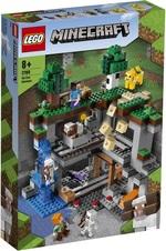 Конструктор LEGO Minecraft Первое приключение (21169) - купить онлайн