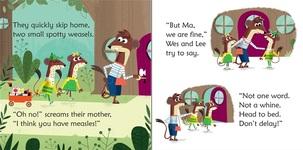 Weasels with Measles - купить и читать книгу