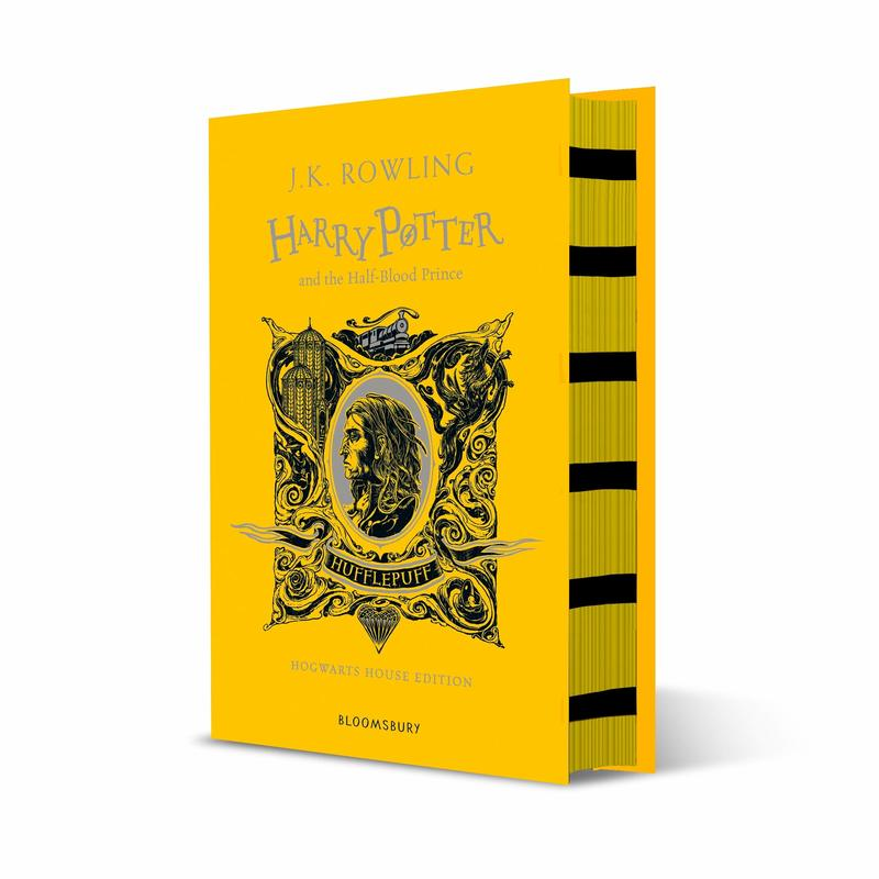 Harry Potter and the Half-Blood Prince. Hufflepuff Edition - купить и читать книгу