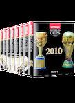 Все чемпионаты мира по футболу (комплект из 9 книг)