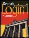 Login 1. Deutsch fur Cermanistikstudenten: Lehrerhandbuch