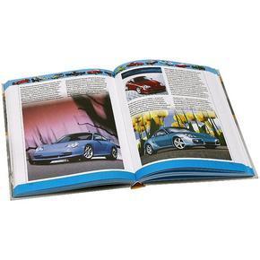 Книга Большая иллюстрированная детская энциклопедия автомобилей