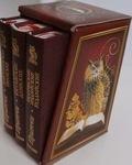 Притчи: Ведические, индийские, буддийские. Даосские, китайские, дзэнские. Библейские, христианские,еврейские (подарочный комплект миниатюр из 3 книг)