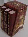 Изречения. Кодекс Бусидо. Притчи даосские, китайские, дзенские (подарочный комплект миниатюр из 3 книг)