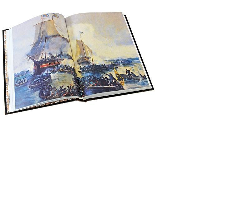 """Купить книгу """"История российского флота / The History of the Russian Navy (подарочное издание)"""""""