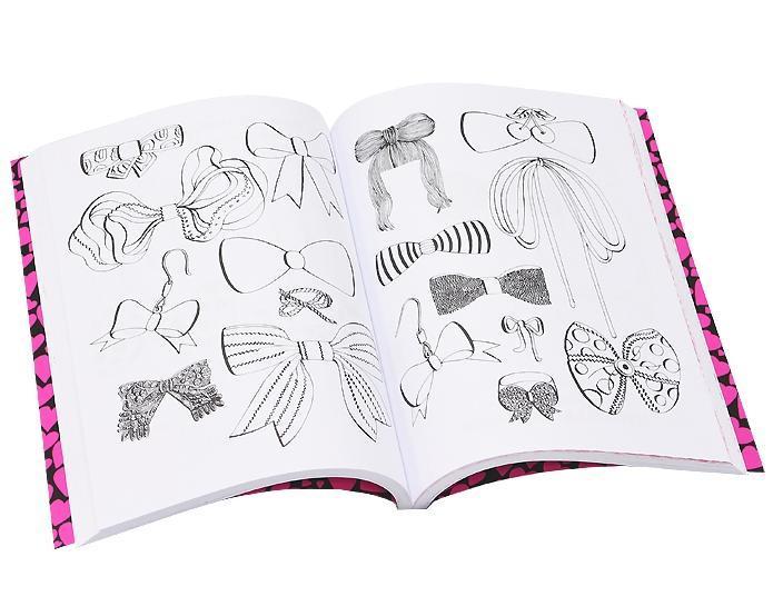 """Купить книгу """"Волшебный мир моды. Книга для рисования, творчества и мечты"""""""
