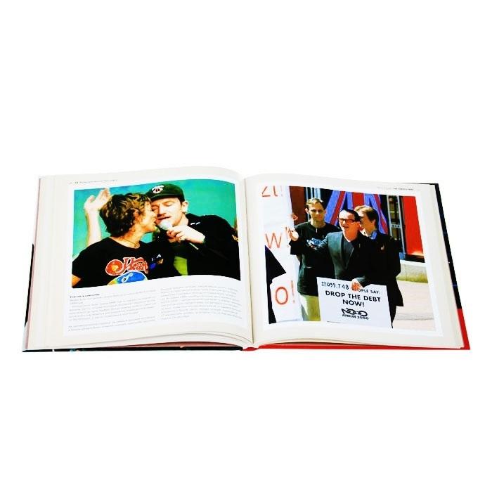 """Купить книгу """"U2. Иллюстрированная биография"""""""