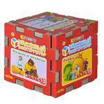 Сказочный кубик (комплект из 6 книжек-пазлов)