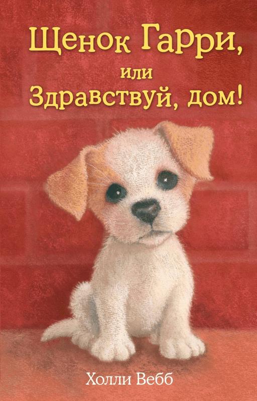 """Купить книгу """"Щенок Гарри, или Здравствуй, дом!"""""""