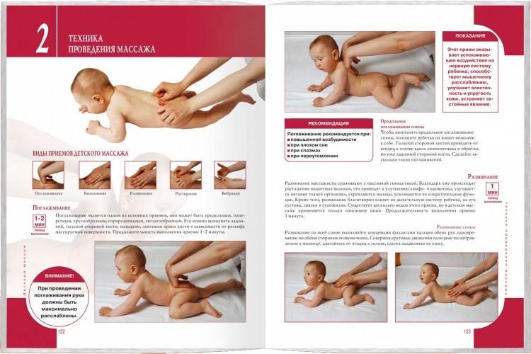 """Купить книгу """"Детский массаж. Техники, приемы, рекомендации"""""""
