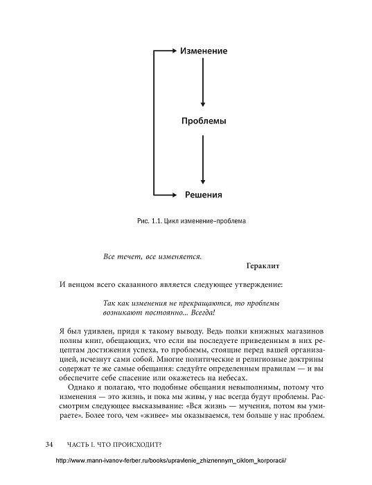 """Купить книгу """"Управление жизненным циклом корпораций"""""""