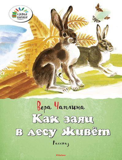 """Купить книгу """"Как заяц в лесу живёт"""""""