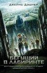 """Обложка книги """"Бегущий в Лабиринте"""""""