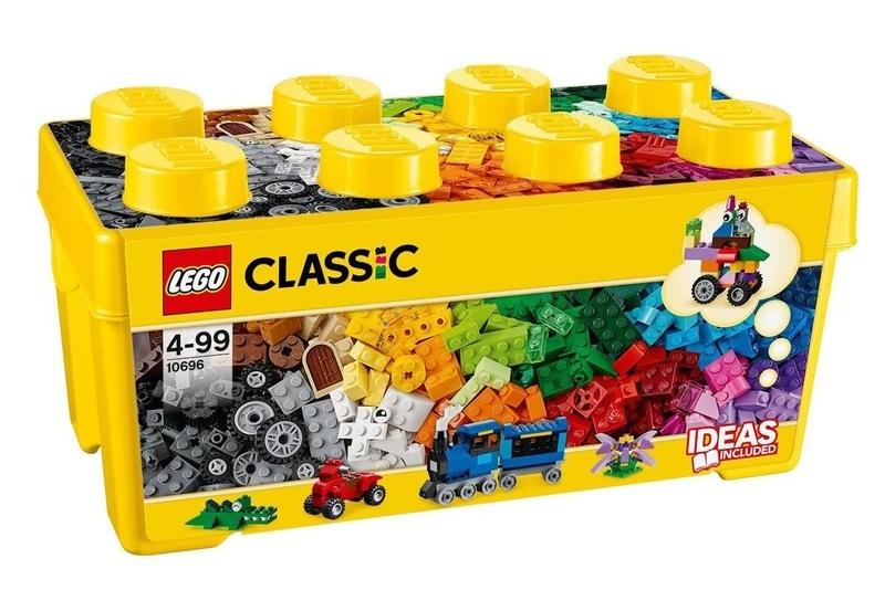 Купить Конструктор LEGO Набор для творчества среднего размера (10696)