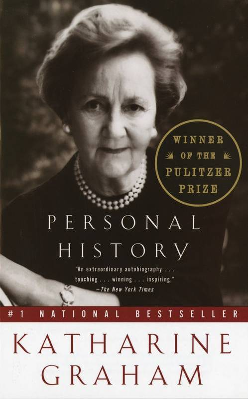 """Купить книгу """"Персональне досьє. Історія Washington Post"""", автор Кетрін Ґрем"""